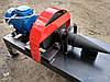 Конусный,винтовой,электрический дровокол (для заготовки дров)
