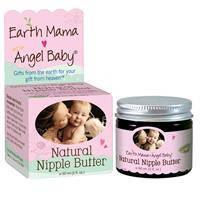 Натуральное масло для сосков, Earth Mama Angel Baby, 60 ml