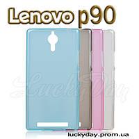 Бампер чехол для lenovo p90 p90pro k80m накладка