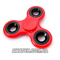 Спиннер антистресс, hand spinner, игрушка для рук, красный