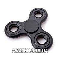 Спиннер антистресс, hand spinner, игрушка для рук, черный