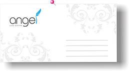 Нанесение полноцветного изображения на конверт. 45