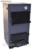 Котел на дровах ProTech ТТ 12 с LUX 12 кВт