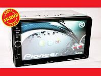 Сенсорная 2din автомагнитола Pioneer 7020G GPS НАВИГАЦИЯ + пульт на руль. Высокое качество. Код: КДН1882