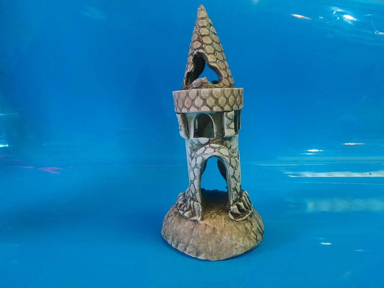 Замок мини одинарный, d-6см, h-15см