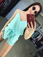 Летний комбинезон шортами(три цвета) 5096