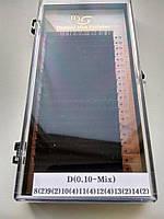 Ресницы I-Beauty, 20 линий D 0.10 Mix 8-14, фото 1