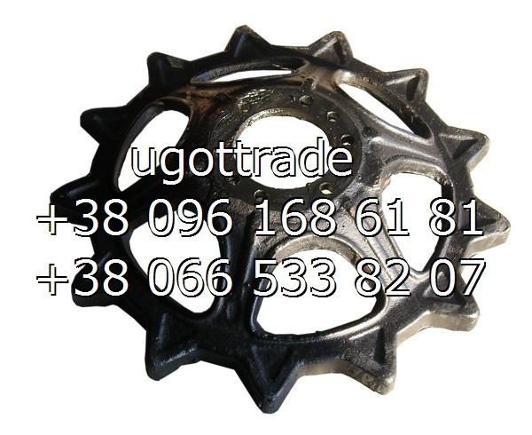 Колесо ведущее ДТ-75, 112.39.132-2