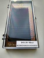Ресницы I-Beauty, 20 линий D 0.10 Mix 8-12, фото 1