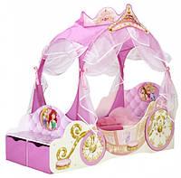 Кроватка детская Карета Принцессы Дисней HelloHome от Worlds Apart