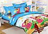 Комплект постельного белья  для девочек Даша-путешественница