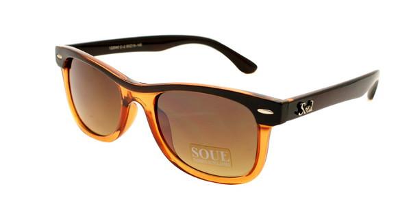Сонцезахисні окуляри Soul вайфареры з синіми лінзами