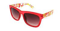 Яркие подростковые солнцезащитные очки вайфареры для девушек Soul