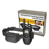 Электронный ошейник для тренировки  воспитания собак