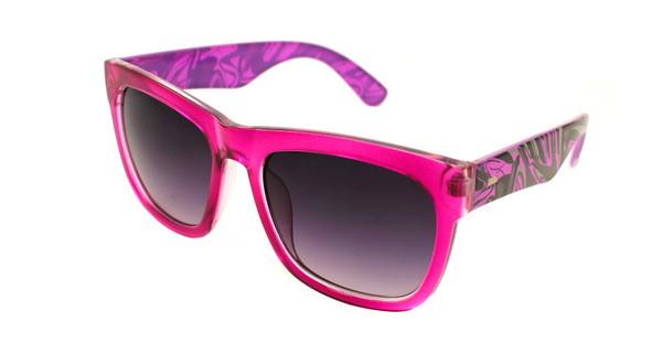 Модні яскраві сонцезахисні окуляри Wayfarer для дівчат Soul