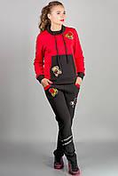Спортивный костюм Драйв (красный)