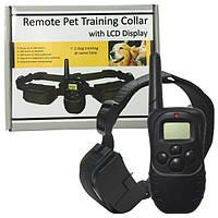 Обучающий электронный ошейник для тренировки собак Dog Training