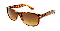 Леопардовые солнцезащитные очки вайфареры Soul