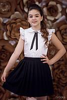 Шкільна блузка для дівчинки: 3593-1
