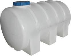 Емкость горизонтальная для перевозки на 5000 литров