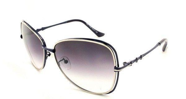 Красиві сонцезахисні окуляри Aviator для дівчат мода 2017 Soul