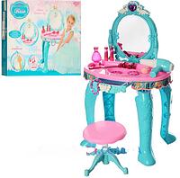Трюмо детское Frozen(Фроузен) игровой набор со стульчиком LM90013