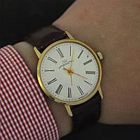Луч 2209 тонкие винтажные механические часы СССР , фото 1