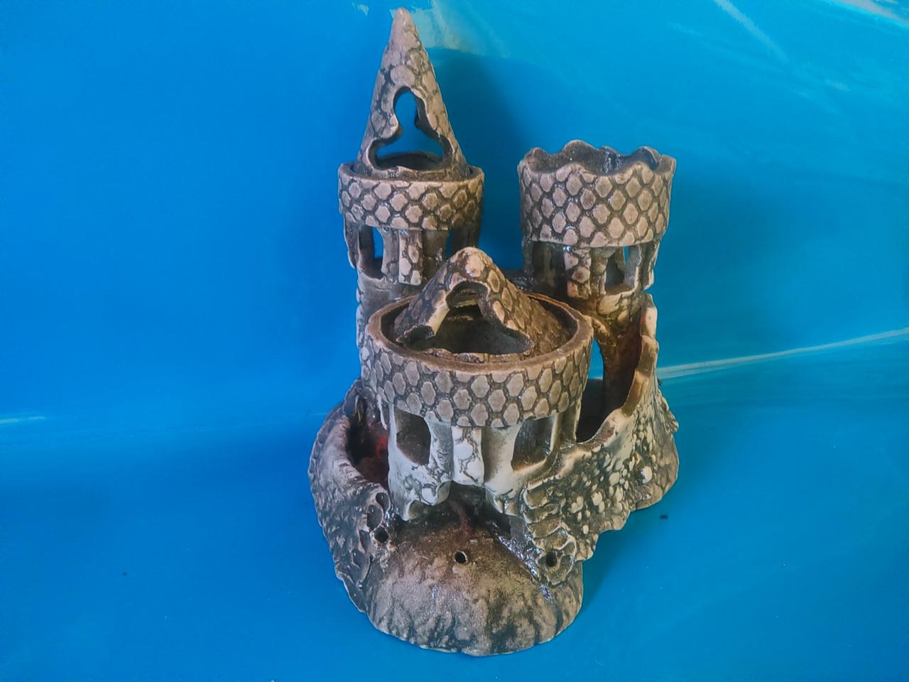 Замок тройной, малый д-12, ш-12, в-15
