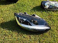 Фара правая для Volkswagen Sharan 2 7N 2010-2017