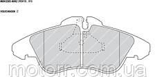 Тормозные колодки LPR 05P608