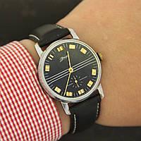 ЗИМ мужские наручные механические часы СССР , фото 1
