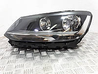 Фара левая для Volkswagen Sharan 2 7N 2010-2017