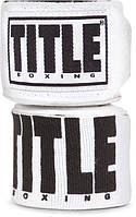 Бинты боксерские TITLE Boxing Power-Flex Elite Fist Wraps