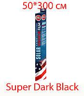 Пленка тонировочная JBL 50*300 см Super Dark Black