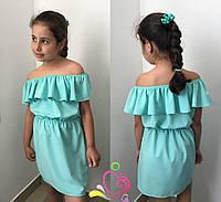 Красивый летний  сарафан для девочки.3 цвета