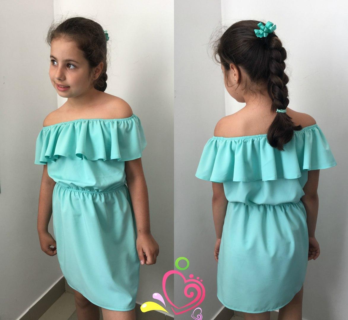 9e0a83e64ac73a5 Красивый летний сарафан для девочки.3 цвета: продажа, цена в Одессе ...