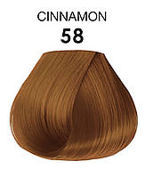 Краска для волос Creative Image ADORE 58 Cinnamon
