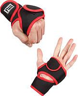 Бинты-перчатки с утяжелителями TITLE Boxing Deluxe Weighted Gloves Wraps