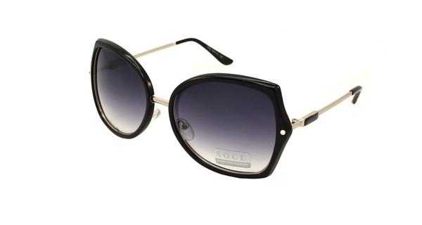 Яскраві окуляри сонячні жіночі літні Soul