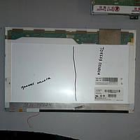 Матрица ноутбука  LP154WX4 красная полоса по центру