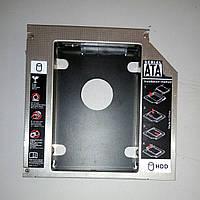 DVD-RW-карман ноутбука SATA-внешн SATA-внутр 12.7mm