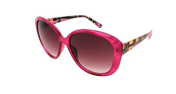 Солнцезащитные очки для девушек в яркой оправе Soul