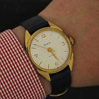 Алмаз винтажные наручные механические часы СССР, фото 1