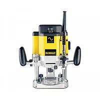 Фрезер DeWalt DW625E 2000 Вт, цанга 6-12,7 мм, 8000-20000 об / хв, Електроніка, пар.упор.