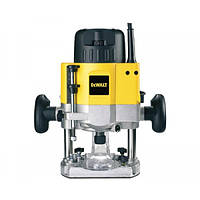 Фрезер DeWalt DW626, 2300 Вт, цанга 8-12 мм, 8000-21000 об / хвил., ЕлектронIка, пар.упор.