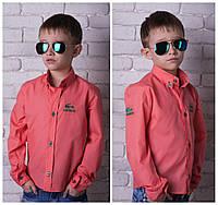 Стильная рубашка Lacoste для детей и подростков