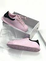 Женские кроссовки Alexander McQueen Pink/Black