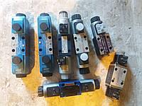 Гидрораспределитель 4WE6H, 4WE6J, 4WE6-E, 4WE6-G, 4WE6-D G24,V110, 220 Импорт