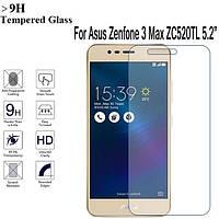 Защитное стекло TG Premium Tempered Glass 0.26mm (2.5D) для Asus Zenfone 3 Max (ZC520TL)