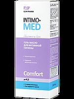 Молочко для інтим. гіг. Elfa Pharm 200мл Intimo+med Comfort рН 4.5 (5901845500395)
